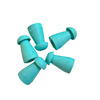 Ear tip size XX- Small turquoise 9mm
