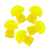 Ear tip size XS- Large Yellow 16